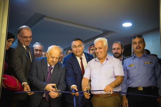 Tamkeen Insurance celebrates the opening of its branch in Hebron