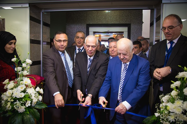 Tamkeen Insurance celebrates the opening of its branch in Bethlehem