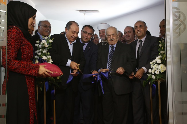 Tamkeen Insurance celebrates the opening of its branch in Jenin