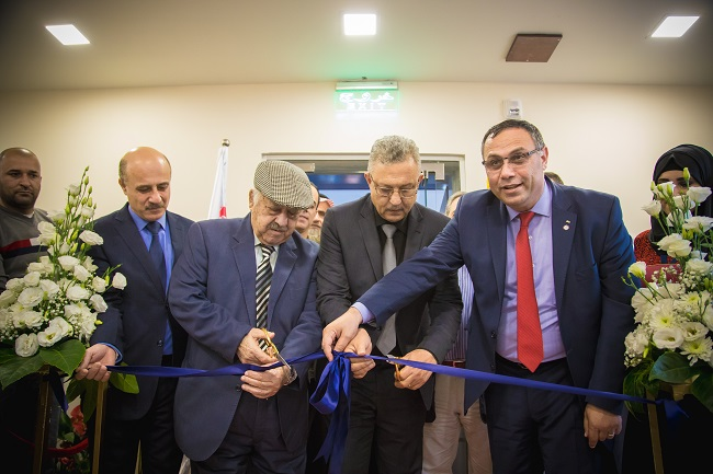 Tamkeen Insurance celebrates the opening of its branch in Tulkarm